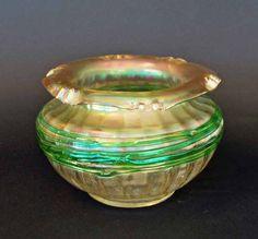 Loetz Glass Bowl - Bing Images