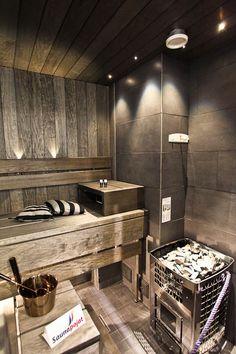 Amazing home sauna design ideas spa room/shower/sauna in 2019 сауна, парилк Saunas, Sauna Design, Home Gym Design, House Design, Homemade Sauna, Sauna Hammam, Sauna Seca, Indoor Sauna, Finnish Sauna