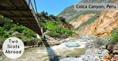 Colca Canyon in Pictures