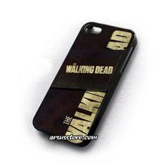 The Walking Dead Logo iPhone Case 5 5S 5C 4 4S