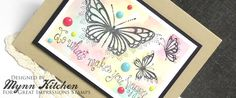 On A Stampage...: Great Impressions: Watercolor Butterflies