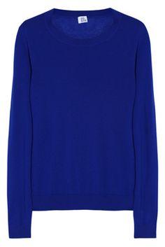 Iris & Ink Fine-knit cashmere sweater