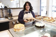 Mah Ze Dahr Bakery Opens Brick-and-Mortar in the West Village