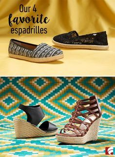 1ae11f44dda1df Explore the Heights of Fashion with 4 of Our Favorite Espadrilles -