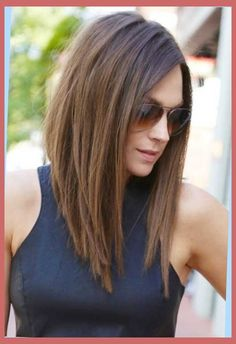 The Most Incredible In addition to Attractive angled haircuts long Intended for Head