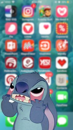 Transparent Wallpaper, Dark Wallpaper Iphone, Cute Wallpaper For Phone, Best Iphone Wallpapers, More Wallpaper, Cute Disney Wallpaper, Screen Wallpaper, Cute Wallpapers, Cute Stitch