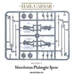 Macedonians: Phalangites plastic boxed set