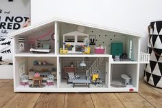 We bought Dixie this Lundby Dolls House for her 2nd birthday last year - well, it was for all of...