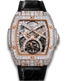 MP, MP-06 High Jewellery Full Baguette