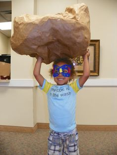 Super strength- use with super faith- I can do all things through Christ who gives me strength.