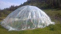 How To Build A 20′ Geodesic Dome Greenhouse