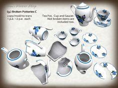 (g.) Broken Potteries C | Flickr - Photo Sharing!