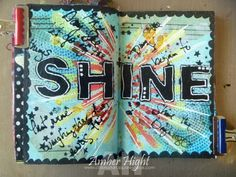 Shine (by Stampin'Amber)