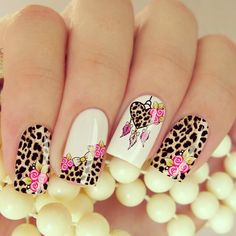 To keep your nails breathing, do not keep the nail polish for more than days. We have collected the most trend 2019 nail designs for you. These nail models will fit you very well. We recommend that you apply one of these latest nail designs. Pink Nail Art, Cute Nail Art, Cute Nails, Latest Nail Designs, Toe Nail Designs, Fancy Nails, Trendy Nails, Converse Nail Art, Romantic Nails