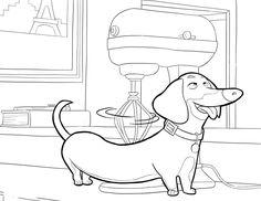 The secret life of pets buddy onder een mixer
