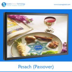 Greetings to Everyone in #Israel For #Pesach V (Passover).