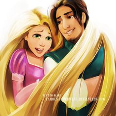Tangled by *whoalisaa on deviantART