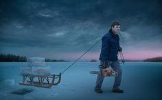 Image: Erik Johansson: 'Fresh Frozen Fish' (© Erik Johansson)