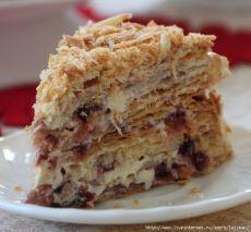 """Торт """" Стёпка - растрёпка"""" - домашний....ммм... самый родной, уютный и вкусный!"""