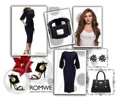 """Romwe III/3"" by m-sisic ❤ liked on Polyvore featuring Komar"