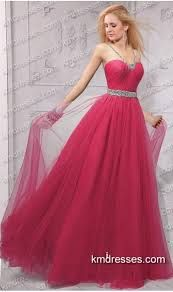 Image result for Pink Tulle Ball Gown