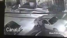 Las personas que andan robando carros en Riohacha, La Guajira, Colombia