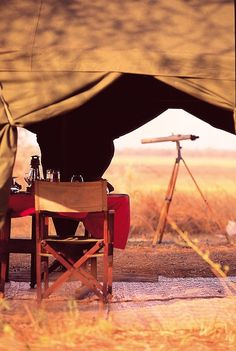 Roald has already gone out to Katavi National Park, in Tanzania for some photo shots..........