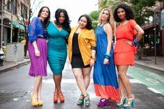 Moda para mujeres de talla grande, encuentra más tips para tu tipo de cuerpo en http://www.1001consejos.com/moda-para-mujeres-de-talla-grande