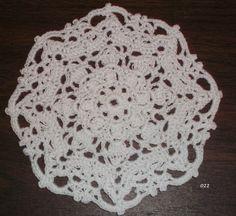Crocheted Doily Item 022 by CrochetBySusie on Etsy, $3.50