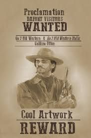 "Résultat de recherche d'images pour ""western"" Westerns, Cool Artwork, Images, Circus Circus, Lettering, Words, Murals, School Stuff, Movie Posters"