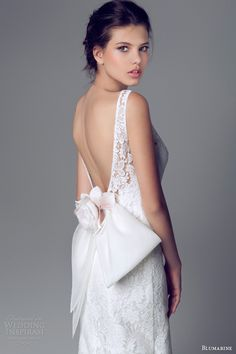blumarine sposa 2014