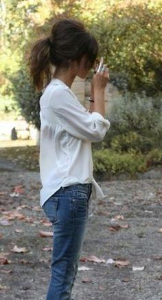 Des queues-de-cheval sublimes - Mode & Beauté - Flair(11)