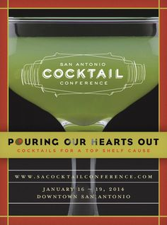 SA Cocktail Conference 2014! Get your tickets now.