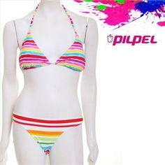 Pilpel Two Piece Bikini - Size 12/14 - Retail $179.99 | Property Room