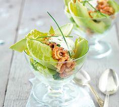 Frisse garnalencocktail met avocado - Recept - Jumbo Supermarkten