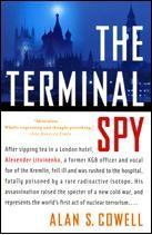 The Terminal Spy - Alan S. Cowell.