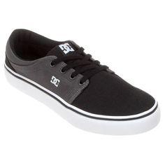 Tênis DC Shoes Trase TX - Preto R$ 177,90