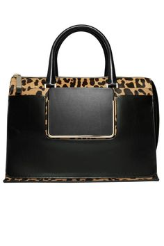 This season's hottest leopard print accessories: