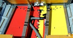 Storage Compartment Foam Pads