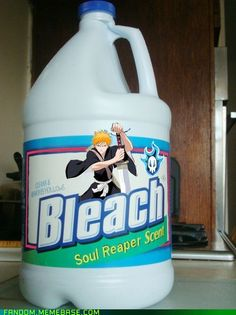 Soul Reaper Scent. Please. SOMEONE. I beg of you, make this  a detergent scent.