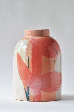 Ceramic Decor, Ceramic Clay, Ceramic Painting, Ceramic Vase, Ceramic Pottery, Pottery Art, Pottery Painting Designs, Pottery Designs, Sculptures Céramiques