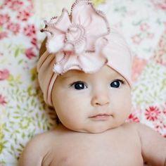 beautiful baby, adorable headband