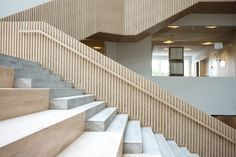 VEJLE HEALTH CENTRE by Troldtekt A/S