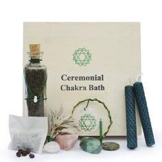 Heart Chakra Ceremonial Bath