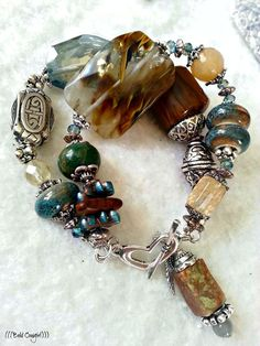 BOLD COWGIRL 2 strand Bracelet  Set sold separately by BoldCowgirl, $35.00