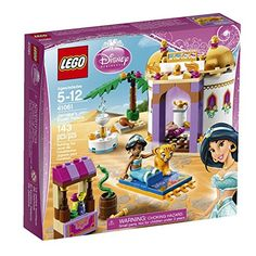 Lego Disney Princess at the Wonderland Models Online Model Shop. Wonderland Models are an Online Toy and Model Shop who specialise in Lego Disney Princess, Construction, Learning and Building Toys. Our range of Lego kits is extensive. Disney Princesa Jasmine, Princess Jasmine, Lego Disney Princess, Aladdin Princess, Princess Palace, Princess Toys, Princess Girl, Lego Friends, Legos