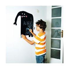 Elephant Blackboard  #blackboard #children #wallsticker #decolovin #home #kids #elephant
