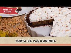 Torta de Paçoquinha - Receitas de Minuto #159