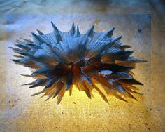 Paper folding art.  Eponge 16x5  Vincent Floderer.