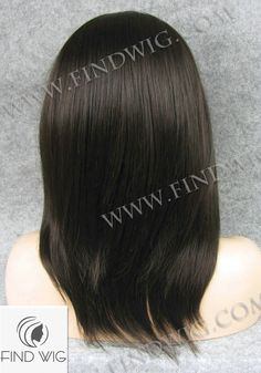 Lace Front Wig FW1-2/6 Straight Brown Medium-Long Wig.  New Style Wig. Buy Wigs On Line  http://findwig.com/lace-front-wig-stright-brown-medium-long-hair-2046958956.html